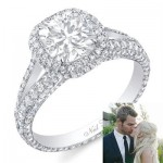 Emily Maynard's Cushion Cut Engagement Ring