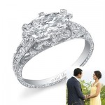 Melissa Rycroft's Marquise Cut Engagement Ring