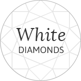 white engagement rings