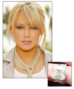 the princess cut a modern diamond cut gaining in popularity