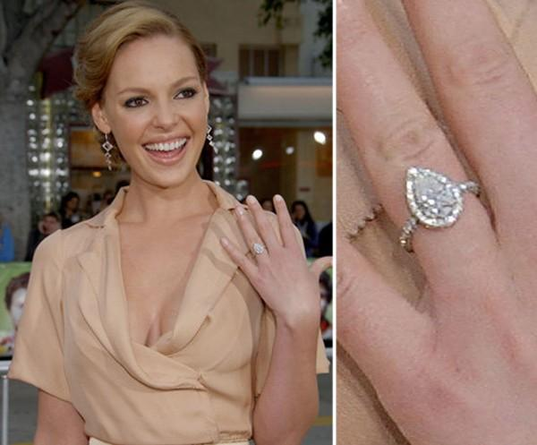 most a rings natalie brides engagement unique celebrity diamond the