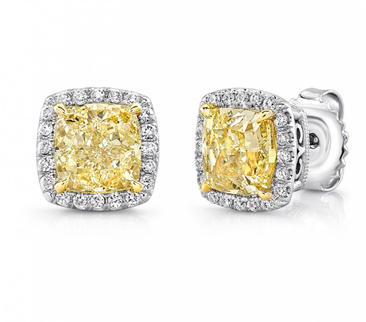 Yellow Diamonds Are a Girl's Best Friend
