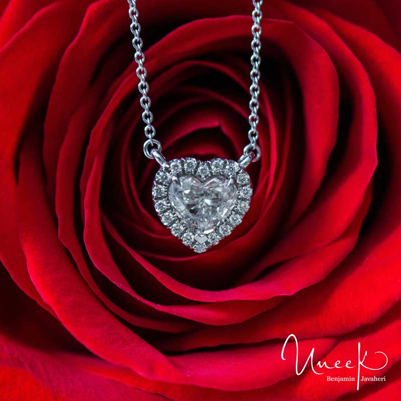 Heart Diamond Jewelry