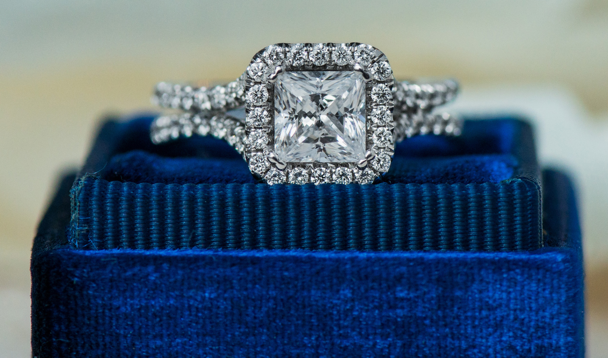 Picking the Best Halo for Your Center Diamond of Choice