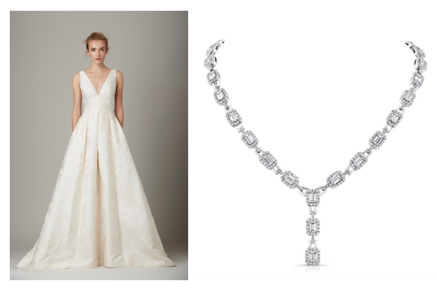 6 Gorgeous Wedding Dresses And The Jewelry We Would Style