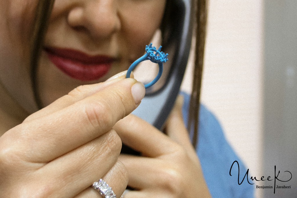 Pretty and Precise: A Look Into Uneek Jewelry's Wax Process
