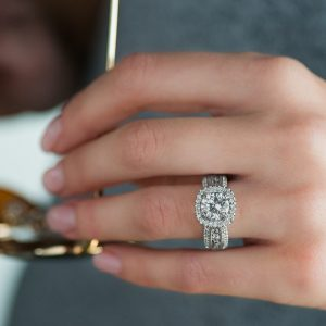 The Best Engagement Ring Styles for Active Women