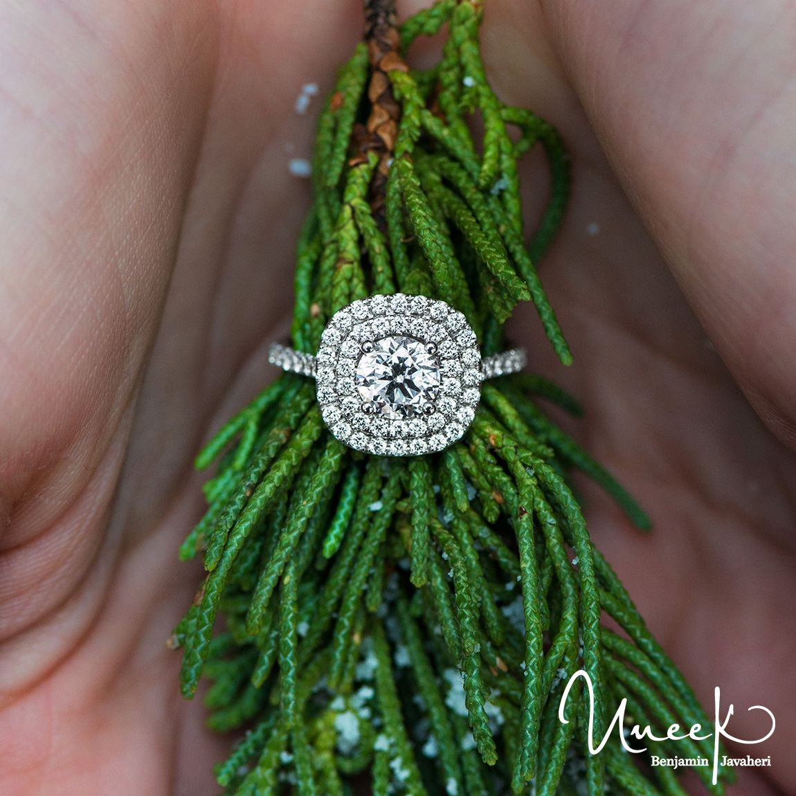 A Holiday Engagement: Keeping the Ring a Secret