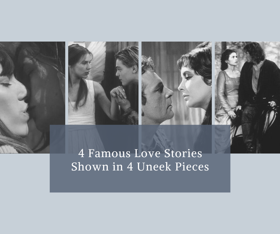 4 Famous Love Stories & The Jewelry That Goes With Them