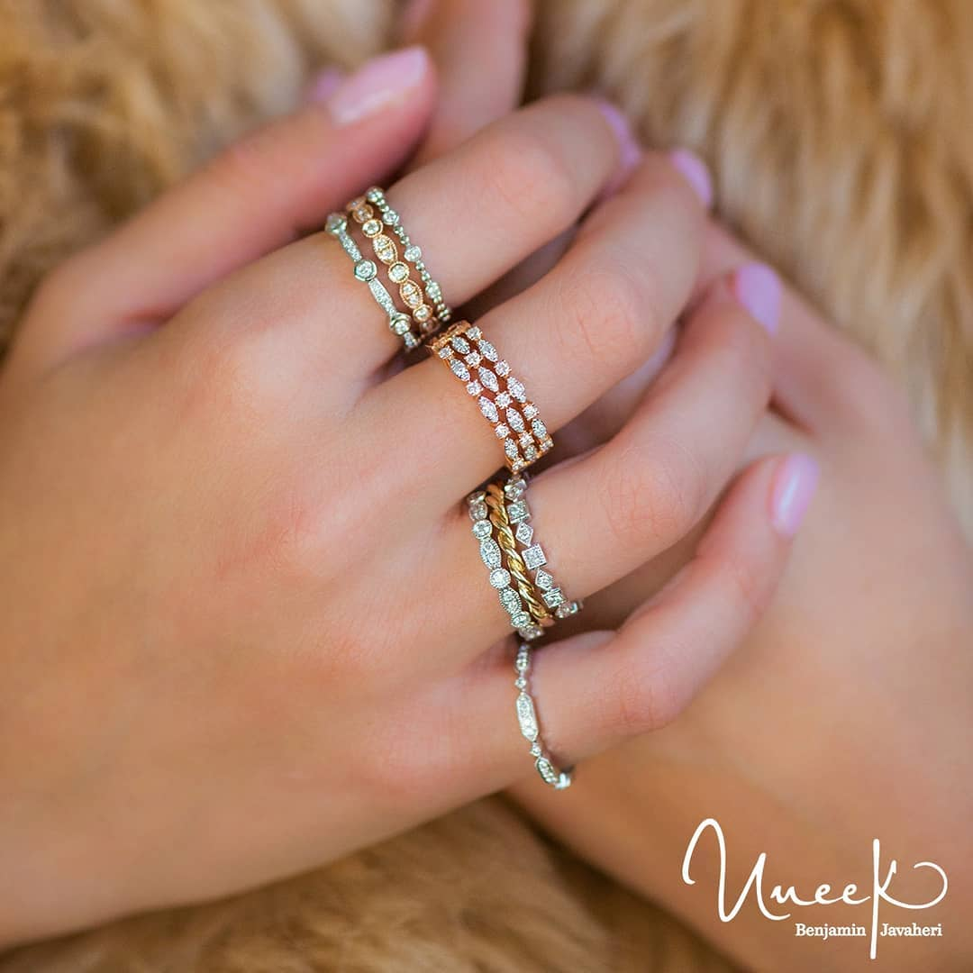 3 Stunning Wedding Bands You Must See