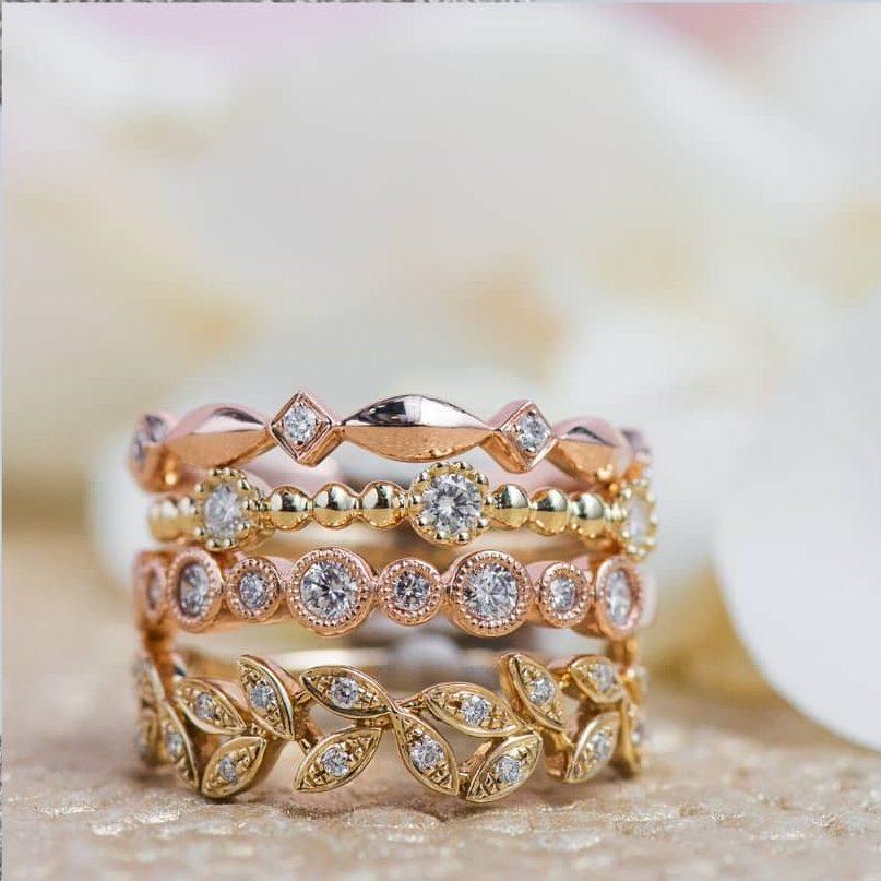 How to Make Your Ring Stack Uniquely You