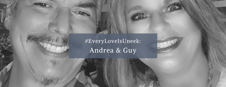 Uneek Love Story: Andrea and Guy