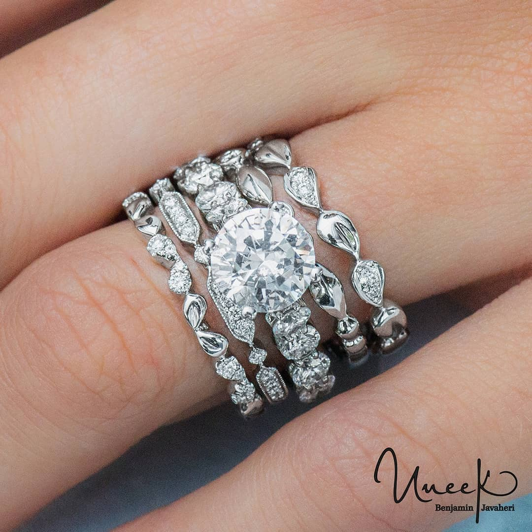 March(ing) Bands: Best Wedding Band for Your Ring Style