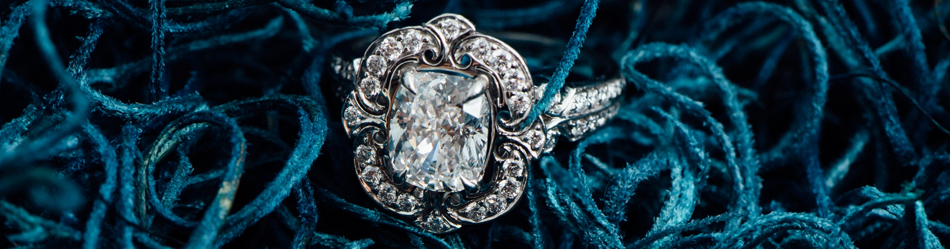 Vintage-Inspired Engagement Rings