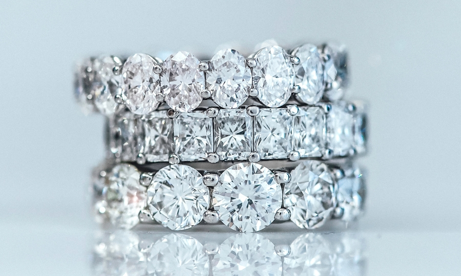 The Eternity Collection - A Fresh Take on the Eternity Ring