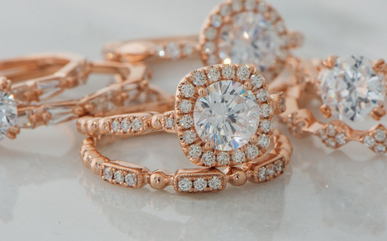 designer engagement rings